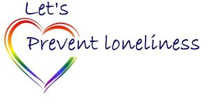 Loneliness NZ let's prevent loneliness logo