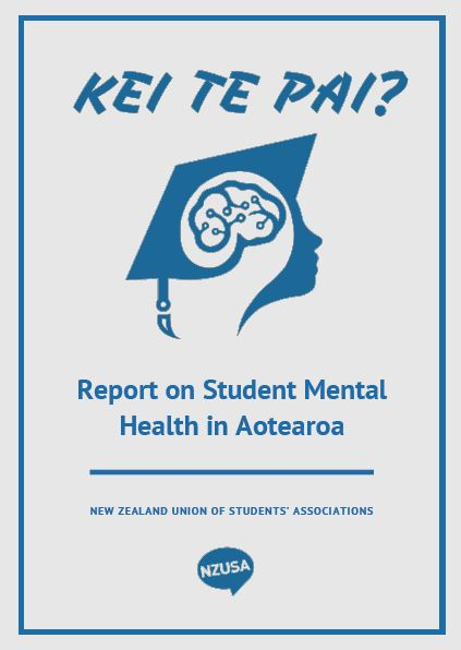 New study exposes the reality of tertiary students' mental health